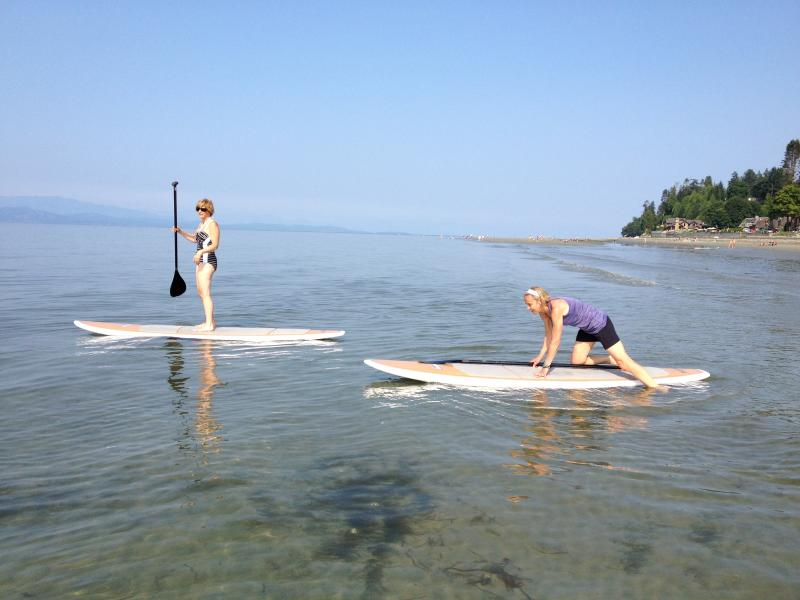 Beach Front holidays, holiday rental in Qualicum Beach
