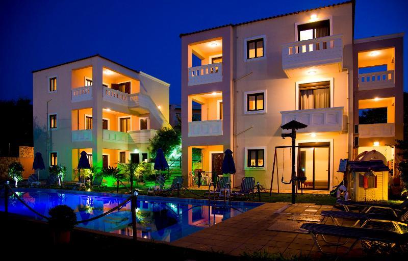 Villa Gereoudis, Ferienwohnung in Platanias