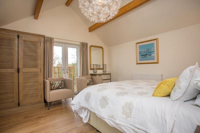 Bedroom view from Bedroom door