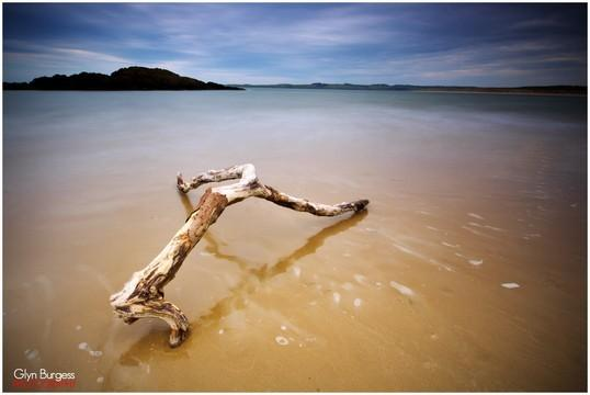 Newborough Beach, just minutes from Cerrig y Barcud Cottages