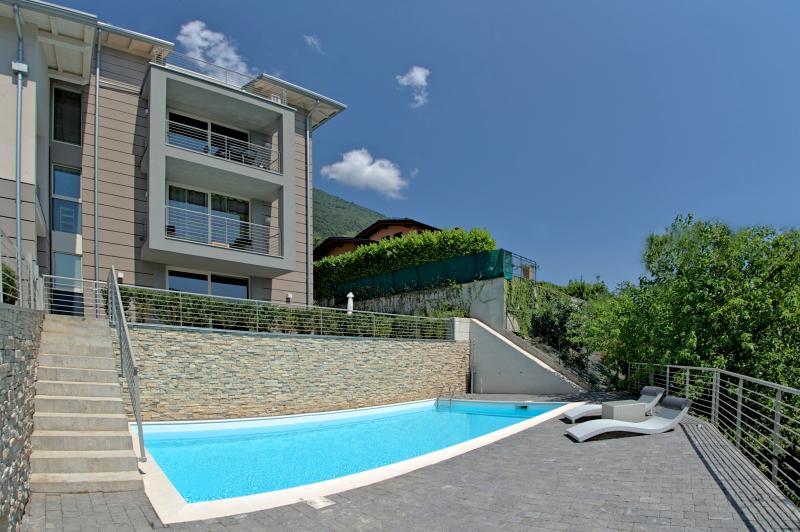 Residenza Simona pool