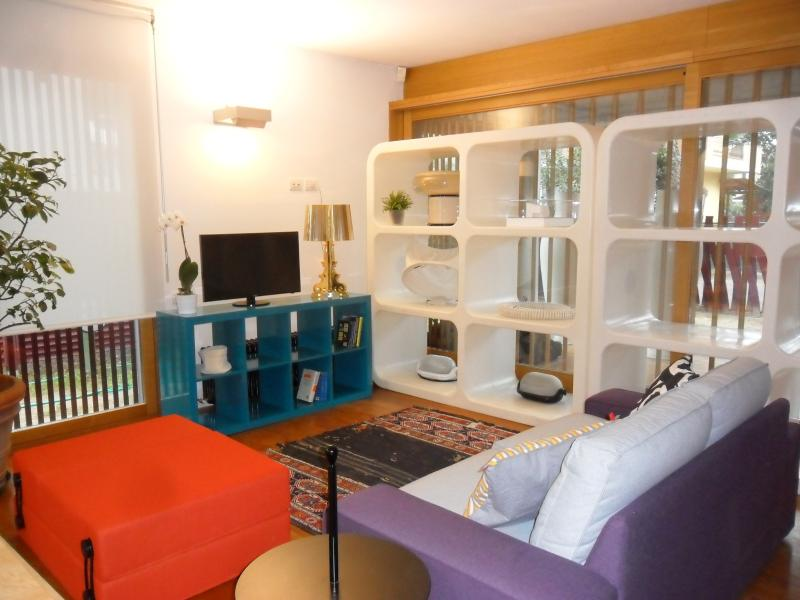 Appartamento in pieno centro a Cervia con veranda, holiday rental in Savio di Ravenna