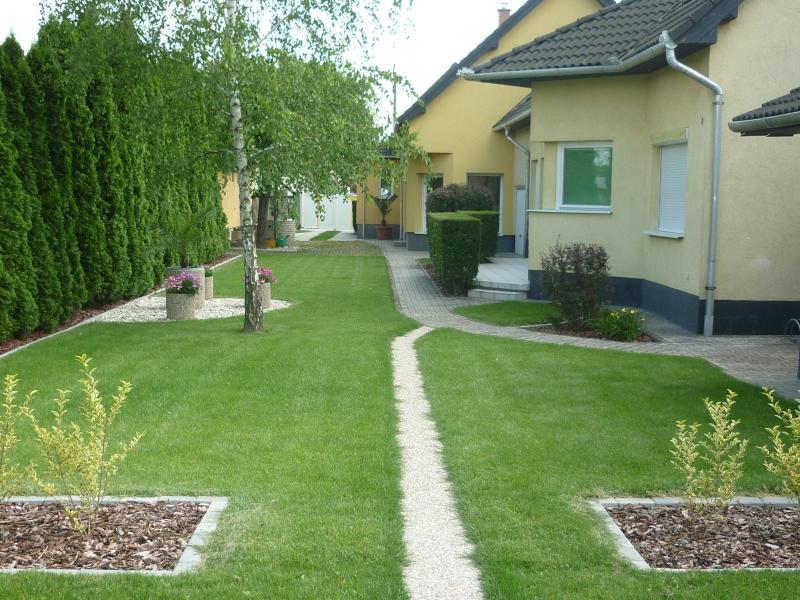 Apartement im Ferienhaus-Donau, vacation rental in Gyor
