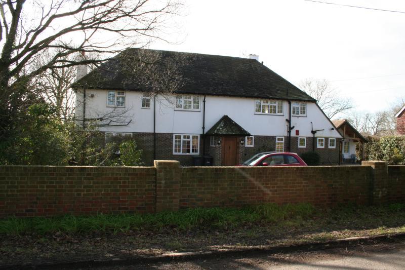 Front of Sunnyside House & Annexe