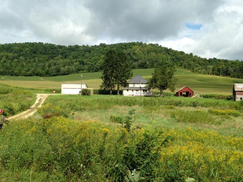 HNL Farms in Buffalo County, vacation rental in Alma