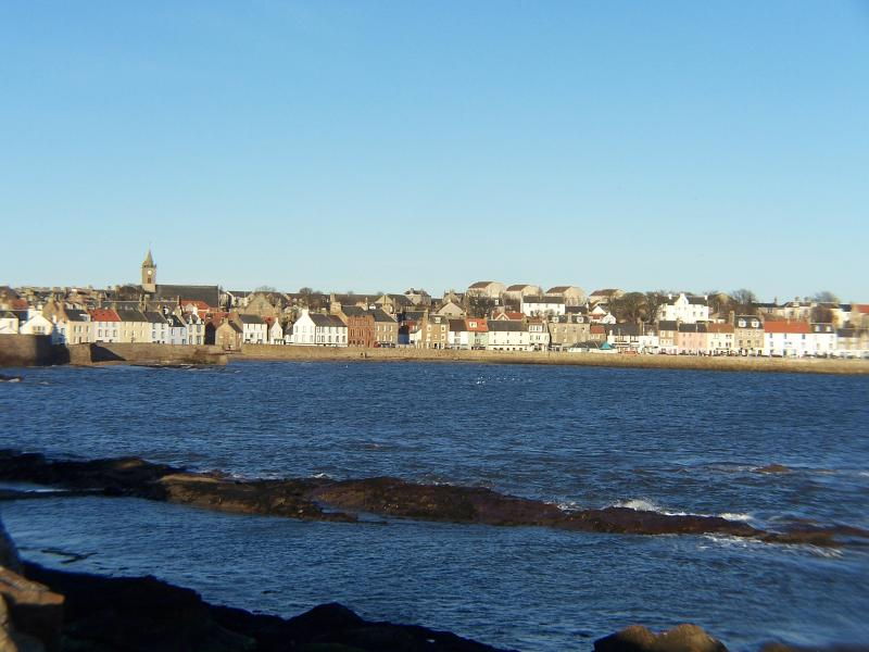 Holiday home in Anstruther, Ferienwohnung in Anstruther