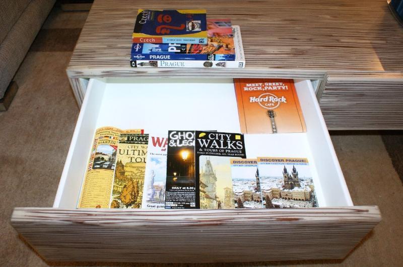 Kaarten en brochures