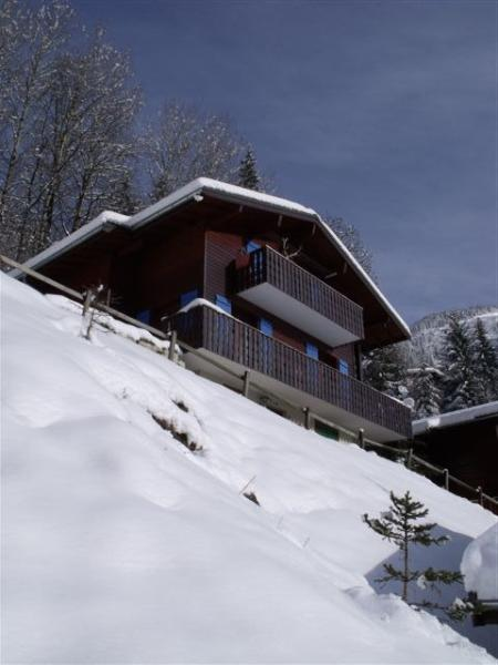Le Ciel Bleu in wintertime