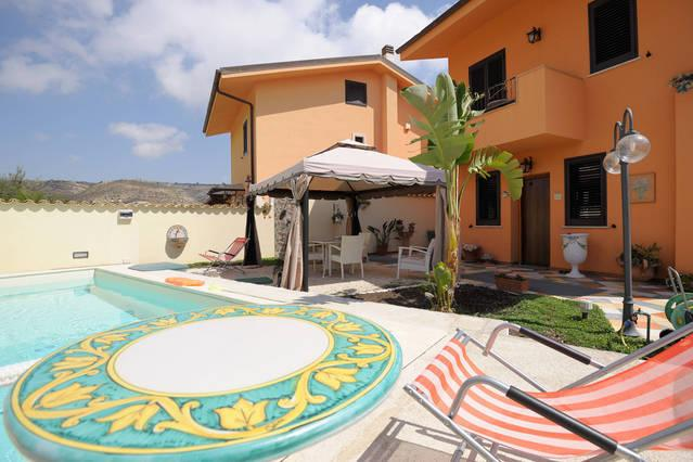 Casa Montalbano, holiday rental in Allumiere