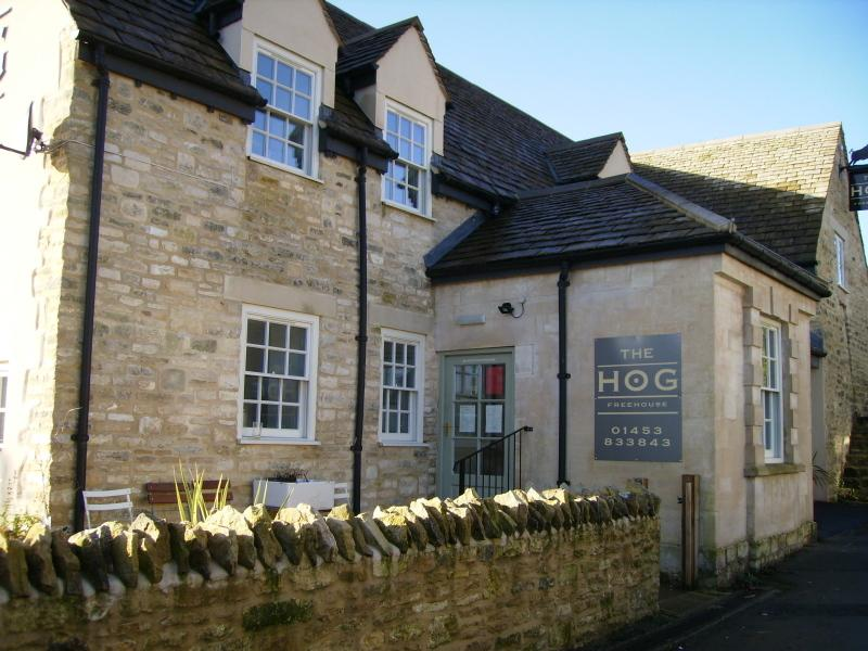 The Hog at Horsley - your local pub!