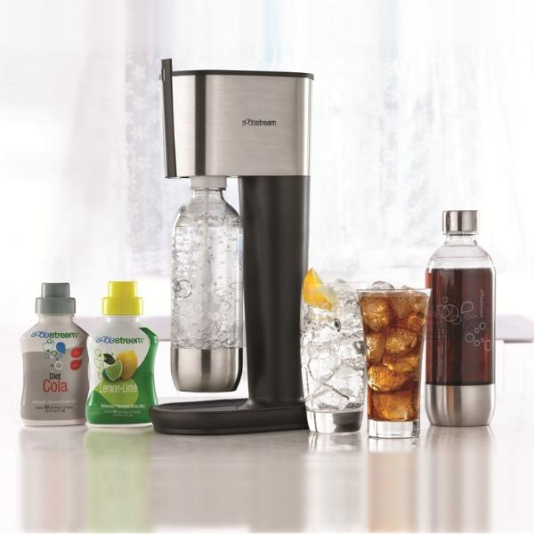 Sodastream, Make Your Own Sparkling Water or Sodas