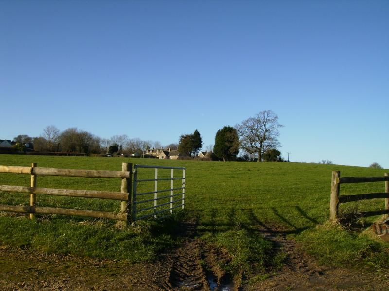 Paddock adjacent to Swallows Rest