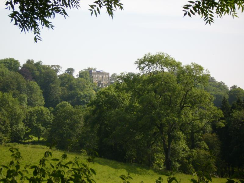 Newark Park - one of our guided walk locations