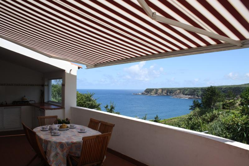 vivenda Xavier fully furnished, stunning views, location de vacances à Porto Formoso