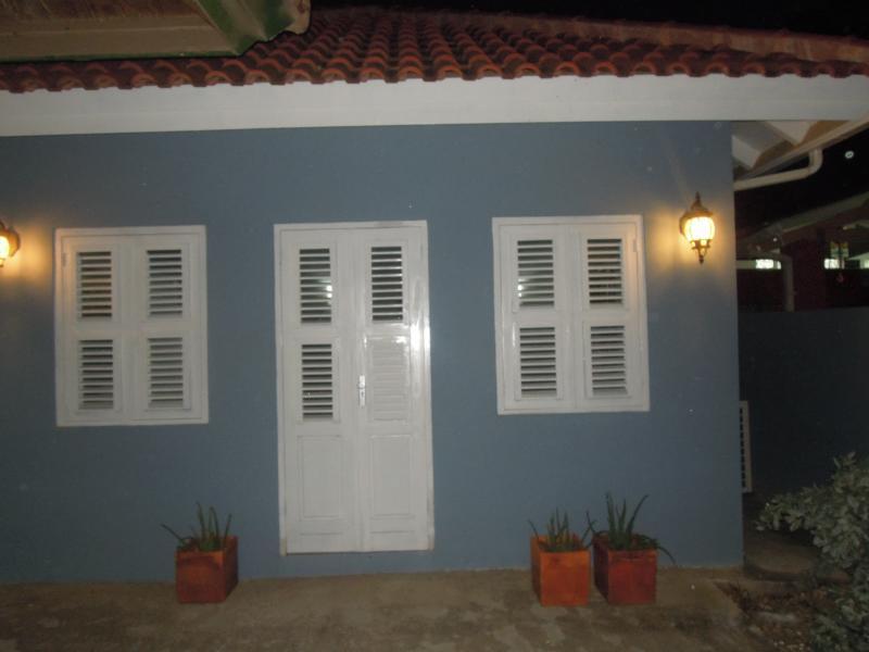 Entrance Apartment