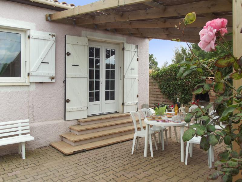 Amazing villa near the beach, location de vacances à Frontignan