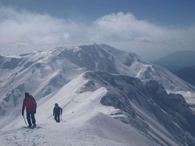 Spathi peak - Lasithi mountain