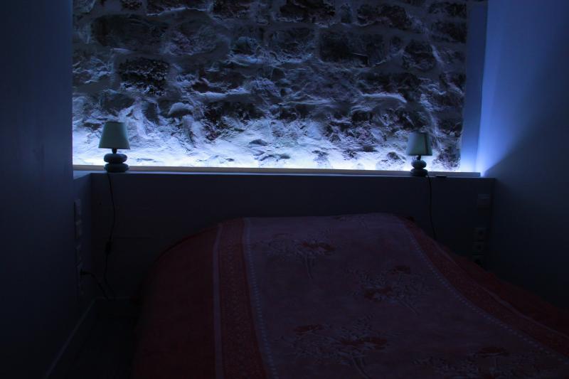 Chambre lumière tamisé