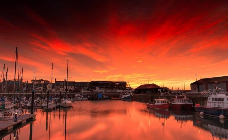 7,Quayside Marina,Arbroath, holiday rental in Carmyllie