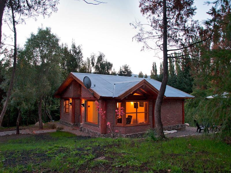 Cabaña de la Quebrada, alquiler vacacional en Provincia de Río Negro