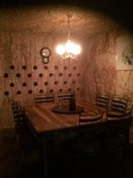 Escapada romántica cena