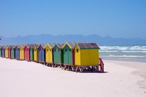 3 Royals, holiday rental in Muizenberg