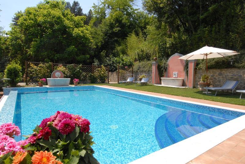 Villa San Francesco's pool