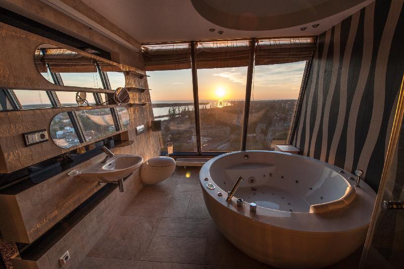 Klaipeda Penthouse – semesterbostad i Litauen