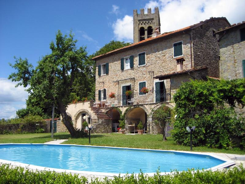 Cottage La Pieve, holiday rental in Bagni di Lucca