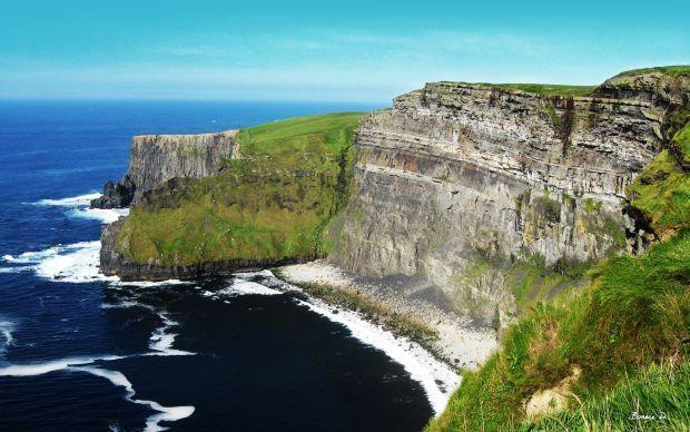 Cliffs Of Moher No 1 attraction in Ireland