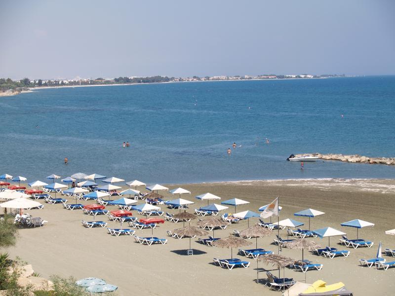 Faros Beach - Just 1 minute walk from the Villa