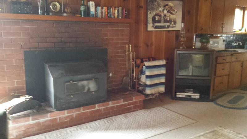 Wood Stove, must provide your own wood