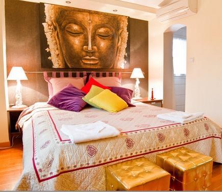 "Double room ""Namaste"", bathroom en suite"