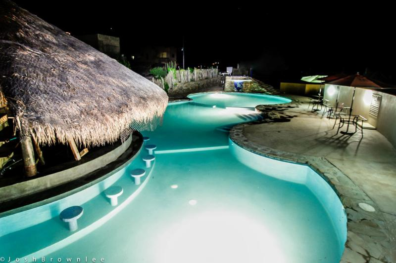 Affordable Cerritos Beach Palapa, holiday rental in Mexicali