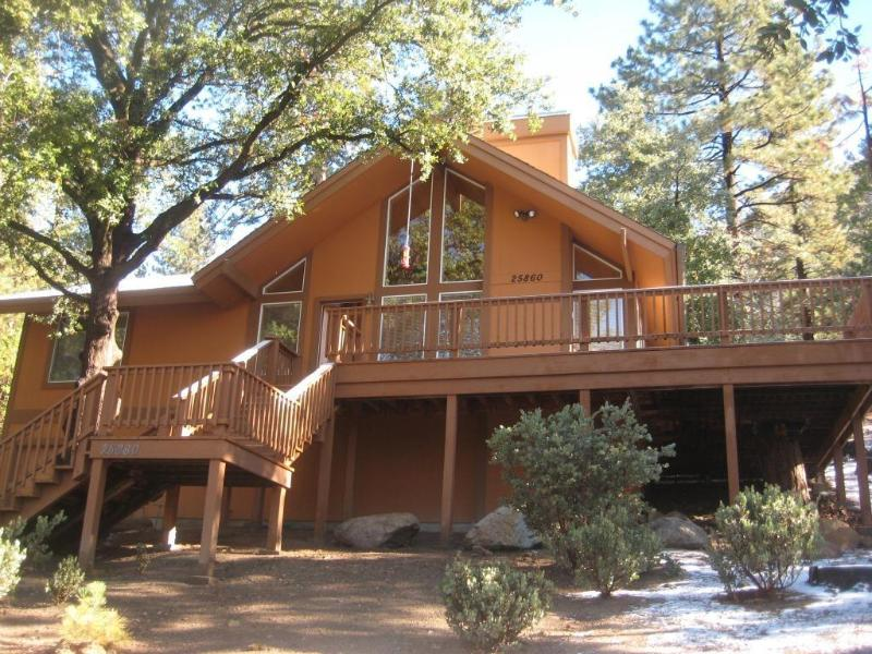 2 Bedroom 2 Bath, Open Floor Plan, alquiler de vacaciones en Idyllwild
