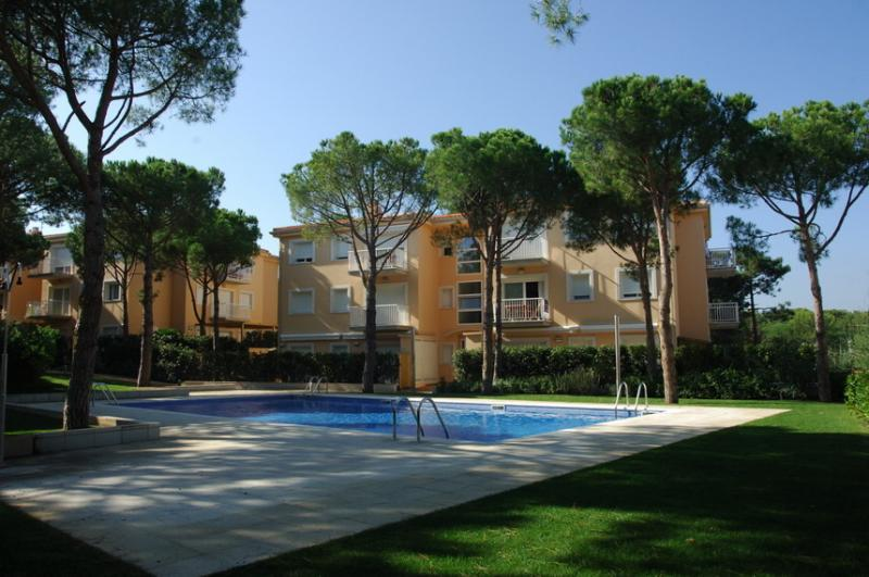 apartamento en La Fosca (Palamos), alquiler de vacaciones en Vall-Llobrega
