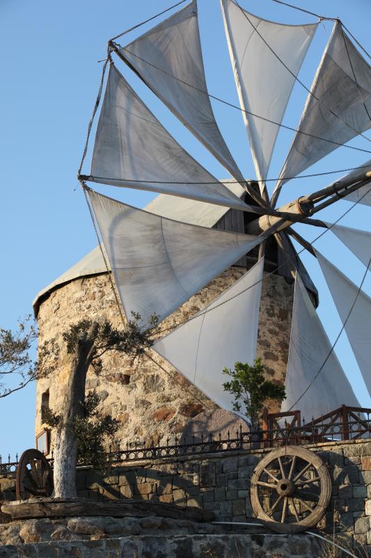 Yalikavak Windmill
