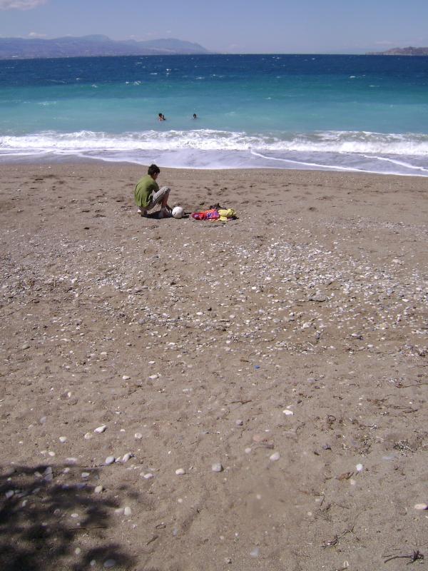 Our Loutraki Poseidonos Beach