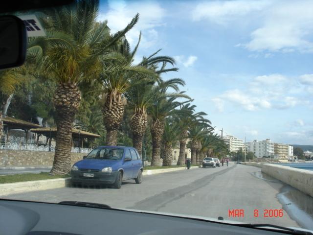 Loutraki Promenade