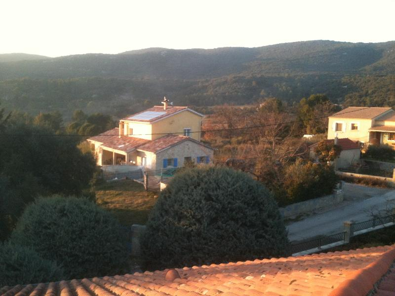 Le Mazelet, holiday rental in Corbes
