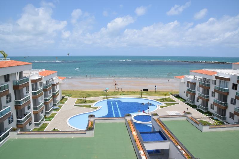 Resort-Außenansicht