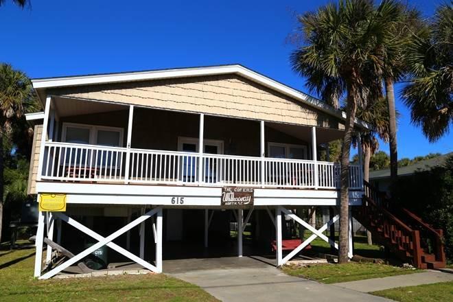 615 Palmetto Blvd - 'While Away', casa vacanza a Isola Edisto