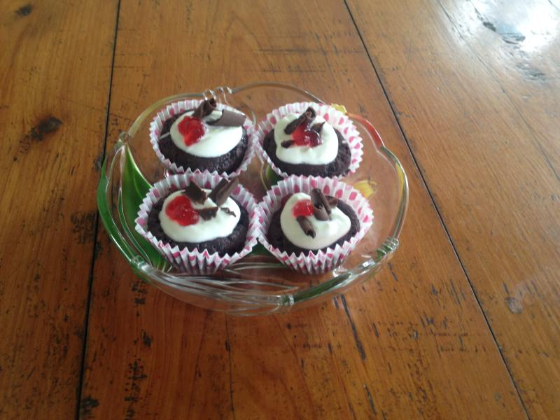 Little cakes...