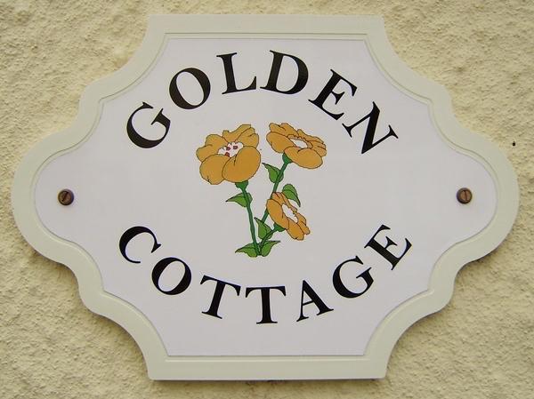 Signe de Cottage or