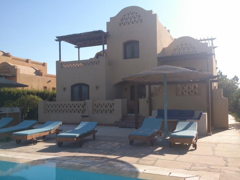 Villa Graziella, West Golf, vacation rental in Hurghada