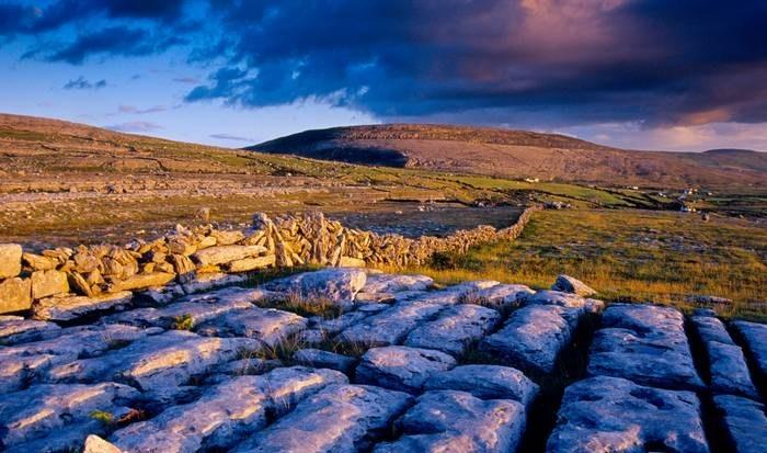 Burren Region