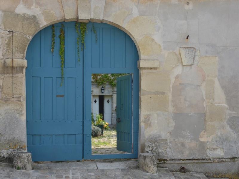 The seventeenth century gate