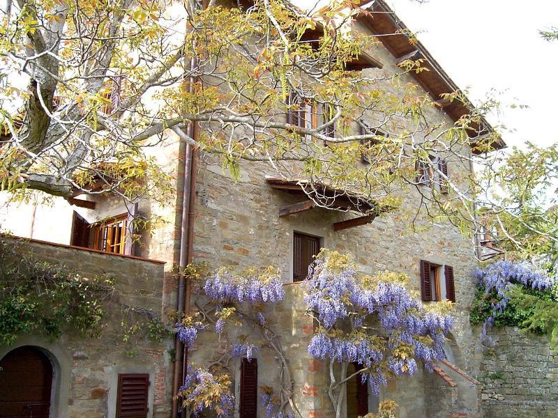 Villa, piscina,terrazza,Firenze,6 pl,famiglie, holiday rental in Leccio