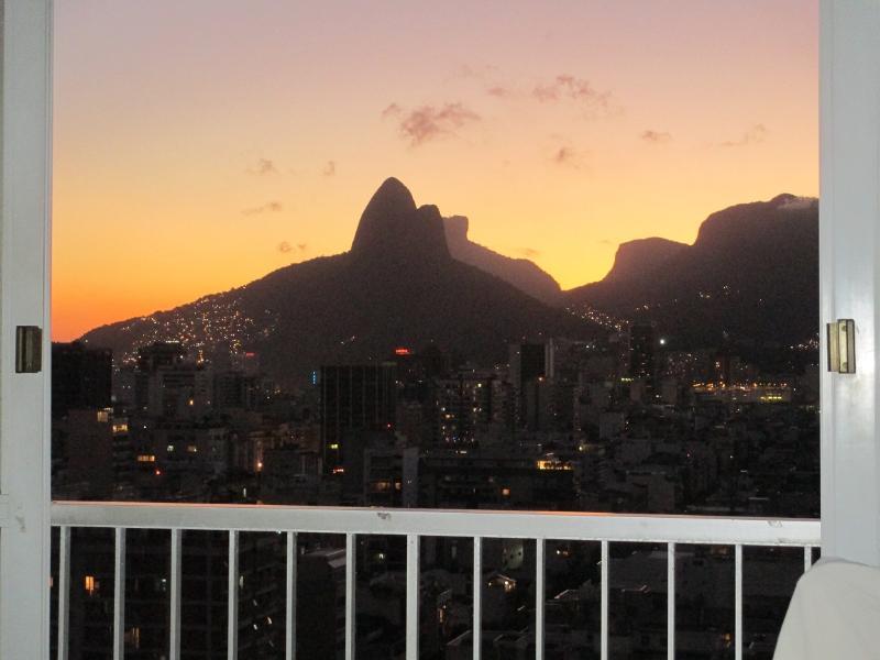 Loft Ipanema with spectacular view, vakantiewoning in Rio de Janeiro