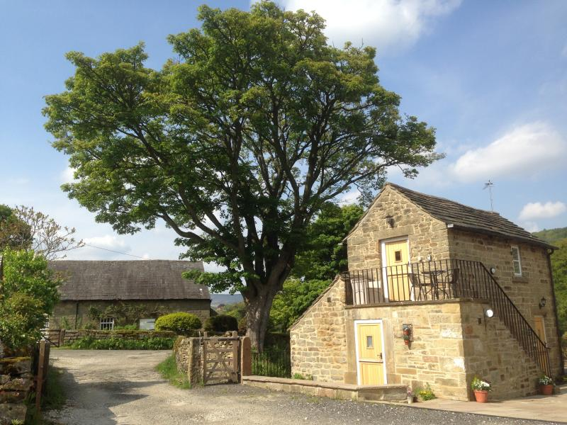 Pond View Cottage, Hathersage, Peak District, holiday rental in Calver